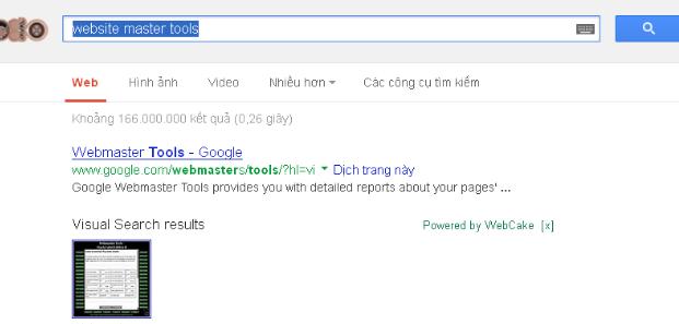 Học seo cơ bản - Khai báo website với Google