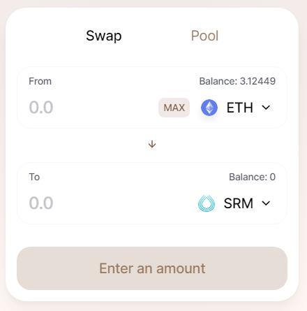 Sushi-Swap-exchange